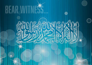 Bear Witness to the Truth by topmuslim