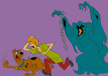 Scooby Doo by Wolf2567