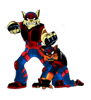 ULTIMA: Swat kats by frame10