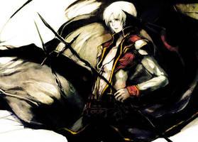 high priest by sakaya0313