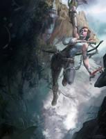Tomb Raider Dalton Muniz by DMUNIZ