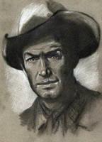 James Stewart, Winchester 73 by Pidimoro