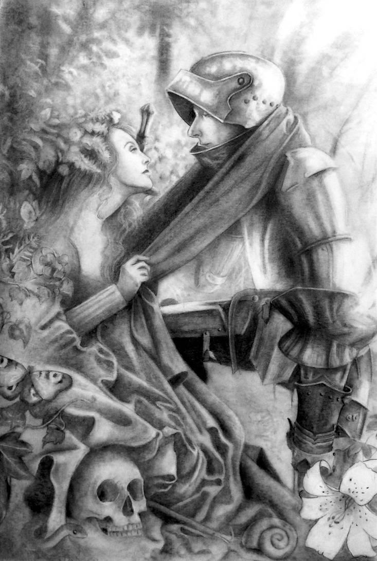La belle dame sans merci by Pidimoro