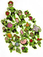 Green Lantern Corps by Mbecks14