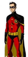 Tim Drake-Robin by Mbecks14