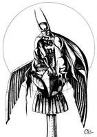 Batman by Jolivert