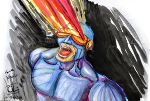 Cyclope Encre by Jolivert