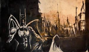 Batman Ink by Jolivert