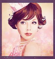 Modern Girl by abiko