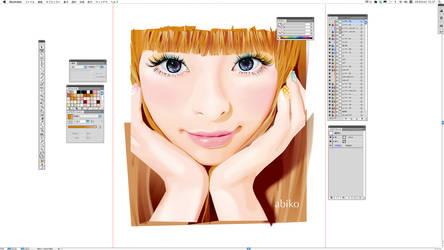 desktop 20120104 by abiko