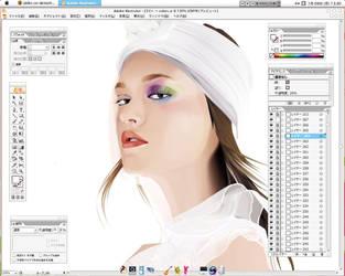 desktop by abiko