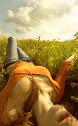 Peaceful Spring by PhilipMatthews