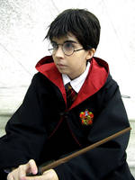 Harry Potter: Young Wizard by kay-sama