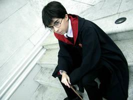 Harry Potter: The Steps Of Hogwarts by kay-sama