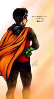 Damian Wayne: A New Dawn by kay-sama
