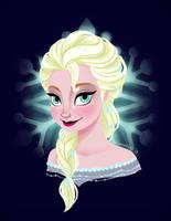 Elsa by JaGuerrero