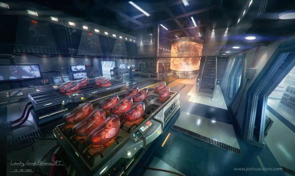 Laboratory Concept Dimension (P.T) by 1oshuart