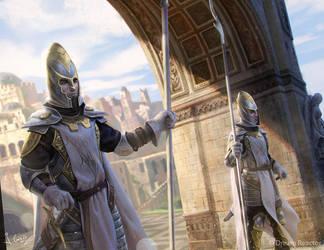 Guarding by 1oshuart