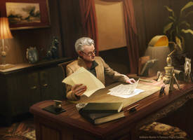 Mr Peabody by 1oshuart