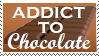 Addict to Chocolate by etereasavatar