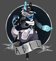 Grem2 Badge YCH for FableFall by corust