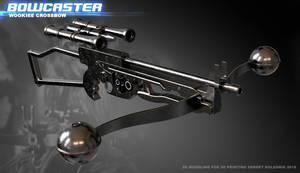 Bowcaster by ksn-art