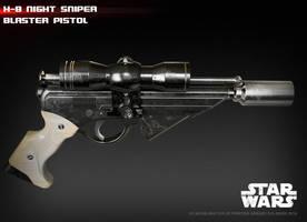 X-8 Night Sniper by ksn-art