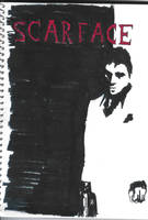 Scarface by The-Cowboy