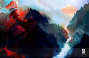 Samurai Spirits by Tatiax