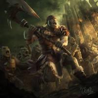 Orcs Horde by 0oki