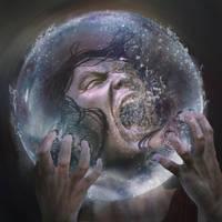 Drowning Sphere by 0oki