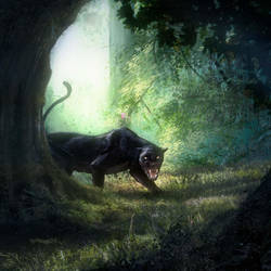 Black Panther by 0oki