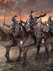 knights by 0oki