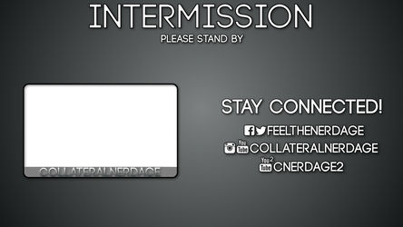 Collateral Nerdage Intermission by HumorousGiant