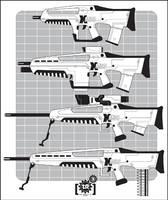 + HK xM30 Weapons Platform + by Br0uHaHa