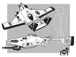 + Shadowrun Combat Drones + by Br0uHaHa