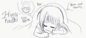 Higurashi: Moe Rika 8D by xXimmaeatjooXx