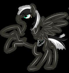Hawk Laserpony by Die4EverArt