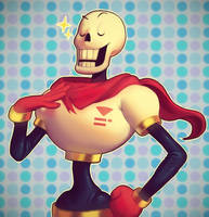 Papyrus by Elleandraw