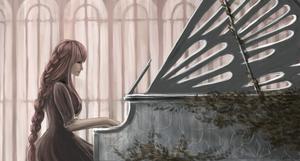 Piano by Lukto