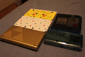 update to nintendo handhelds collection by inurenton