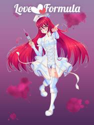 Dynamite Nurse - Commission for Love Formula! by LittlePancake94