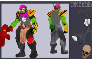 Mokrak Hellweaver(Update) by GamingHunter