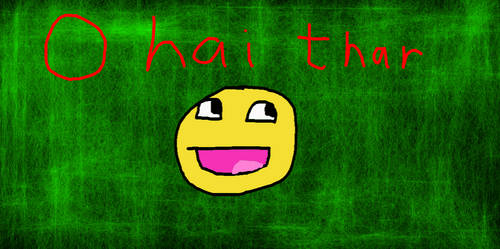 o hai thar by coolgyingman