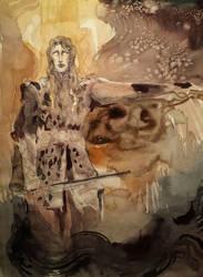 Sauron - The Silmarillion by Cassiuseos