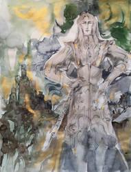 Morgoth - The Silmarillion by Cassiuseos