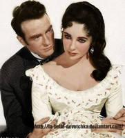 Monty and Liz . by La-Bella-Devotchka