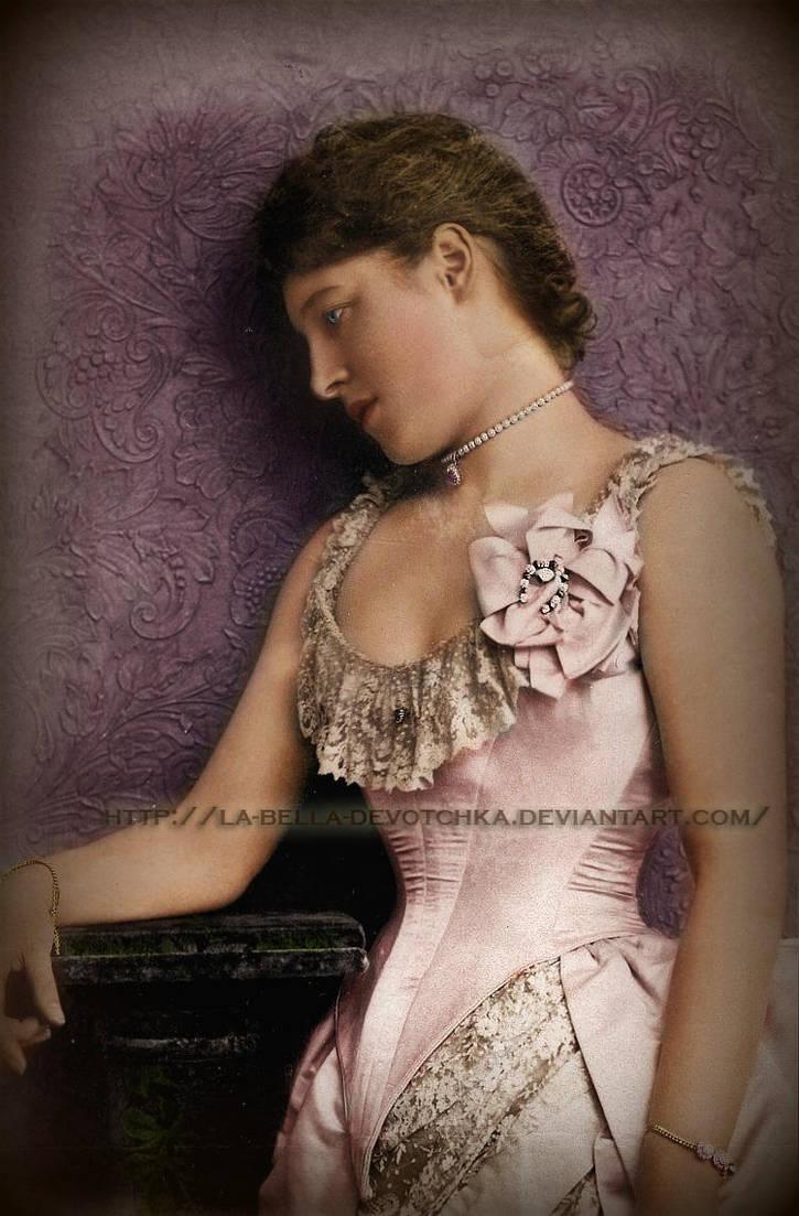 Lillie Langtry . by La-Bella-Devotchka