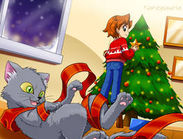 Navidad 2018 by NancySauria