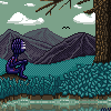 20 Days of Pixels:  A Gift For Someone by MomentaryUnicorn